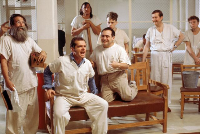 One Flew Over the Cuckoo's Nest: Ultimate Collector's Edition was released on Blu-ray on September 14th, 2010