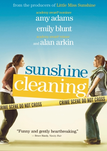 Sunshine Cleaning was released on DVD and Blu-Ray on August 25th, 2009.