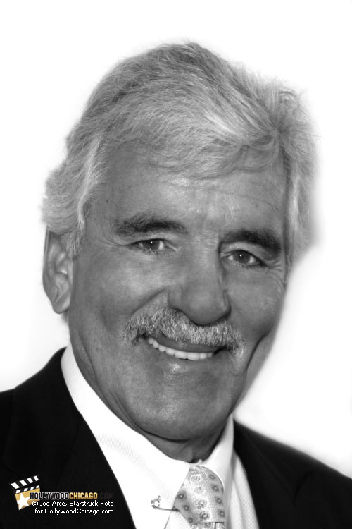 Dennis Farina at the Chicago International Film Festival, October 6th, 2011