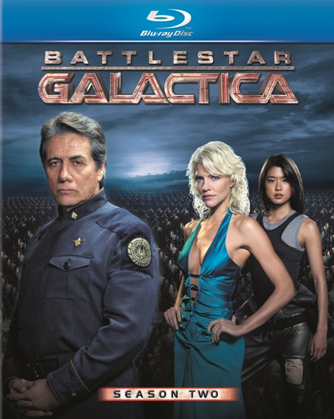 Battlestar Galactica: Season Two was released on Blu-ray on April 6th, 2010.