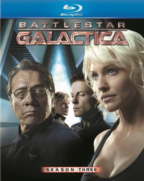 Battlestar Galactica: Season Three was released on Blu-ray on July 27th, 2010.