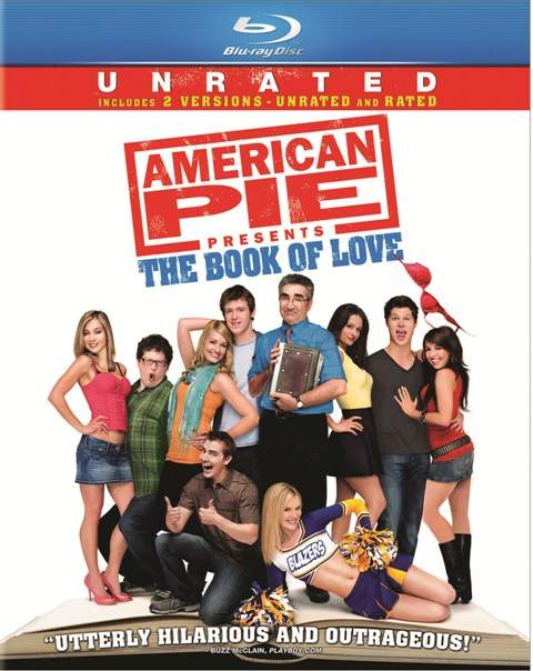 American Pie Presents: The Book of Love was released on Blu-Ray and DVD on December 22nd, 2009