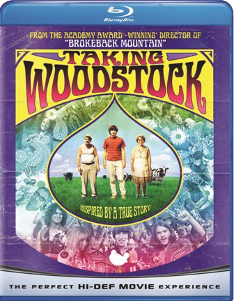 Taking Woodstock was released on Blu-Ray and DVD on December 15th, 2009.