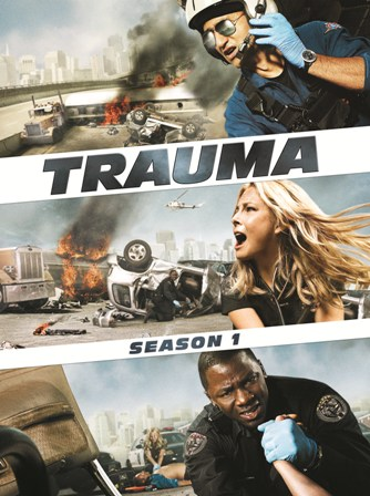 Trauma: Season 1 was released on DVD on August 10th, 2010