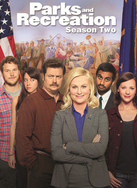 Parks and Recreation: Season Two was released on DVD on November 30th, 2010