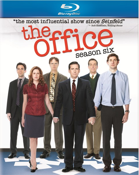 The Office: Season Six was released on Blu-ray and DVD on September 7th, 2010