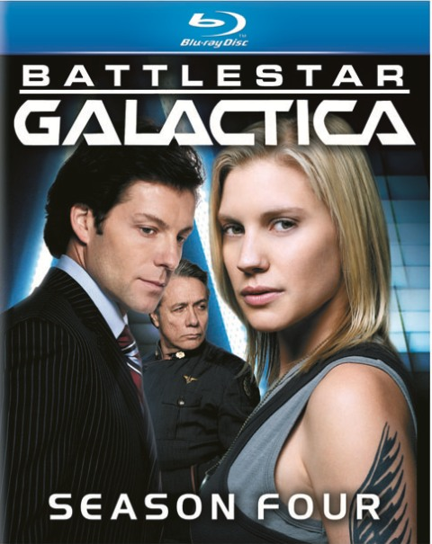 Battlestar Galactica: Season Four was released on Blu-Ray on January 4th, 2011.