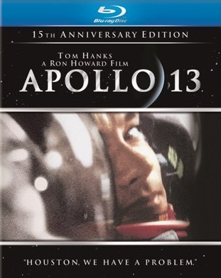 Apollo 13: 15th Anniversary Edition was released on Blu-Ray on April 13th, 2010.