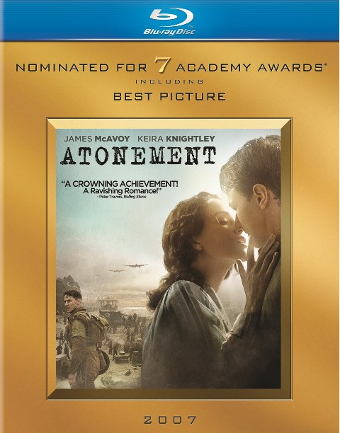Atonement was released on Blu-ray on January 26th, 2010.