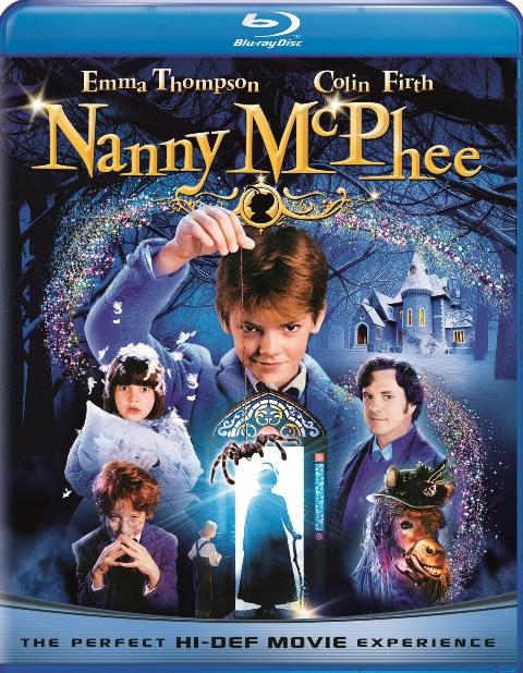 Nanny McPhee was released on Blu-ray on August 17th, 2010