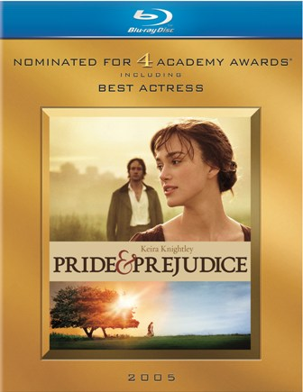 Pride and Prejudice was released on Blu-ray on January 26th, 2010.