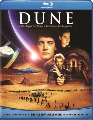 Dune will be released on Blu-Ray on April 27th, 2010.