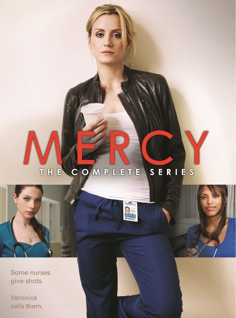 Mercy: The Complete Series was released on DVD on August 3rd, 2010