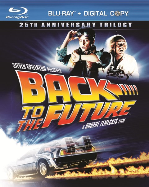 Back to the Future: 25th Anniversary Trilogy was released on Blu-Ray on October 26th, 2010