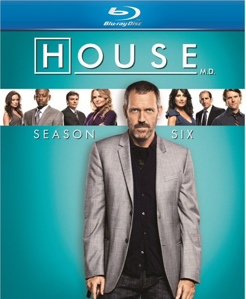 House: Season Six was released on Blu-ray and DVD on August 31st, 2010