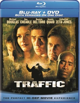 Traffic will be released on Blu-Ray on April 27th, 2010.