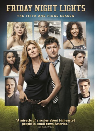 Friday Night Lights: The Fifth and Final Season was released on DVD on April 5th, 2011