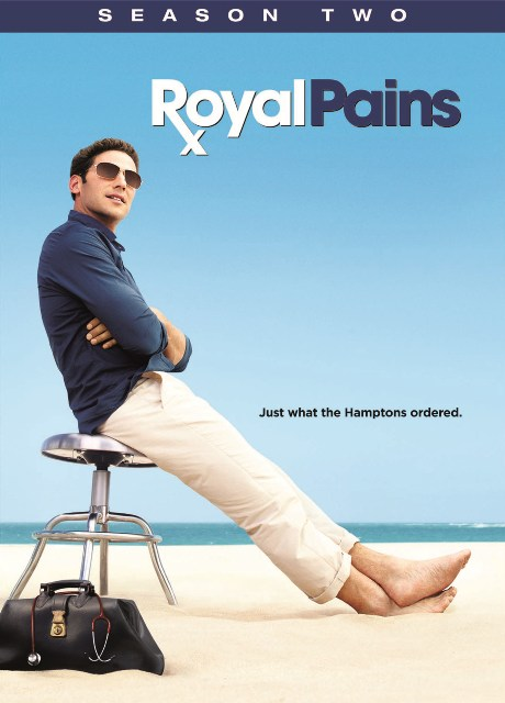 Royal Pains: Season Two was released on DVD on May 17, 2011