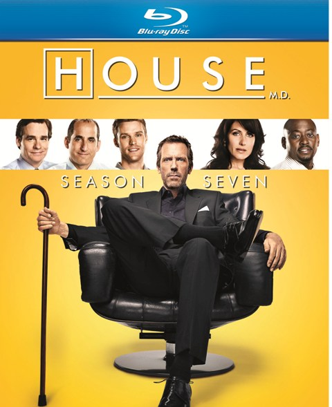 House: Season Seven was released on Blu-ray and DVD on August 30th, 2011