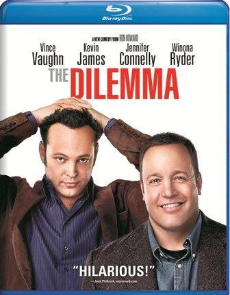 The Dilemma was released on Blu-Ray and DVD on May 3, 2011
