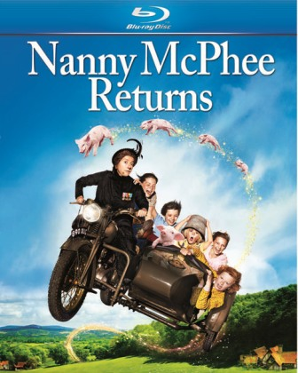 Nanny McPhee Returns was released on Blu-Ray and DVD on Dec. 14, 2010.