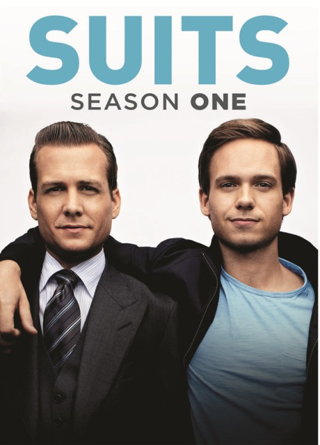 Suits: Season One was released on DVD on May 1, 2012