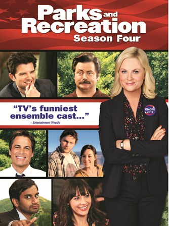 Parks and Recreation: Season Four was released on DVD on September 4, 2012
