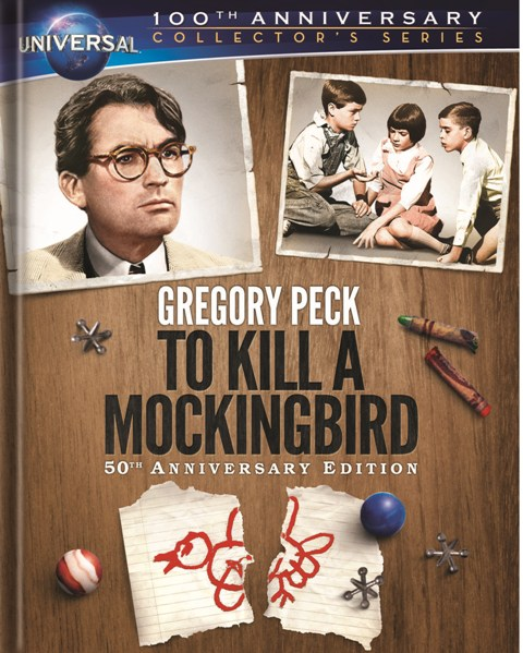 To Kill a Mockingbird was released on Blu-ray and DVD on January 31, 2012