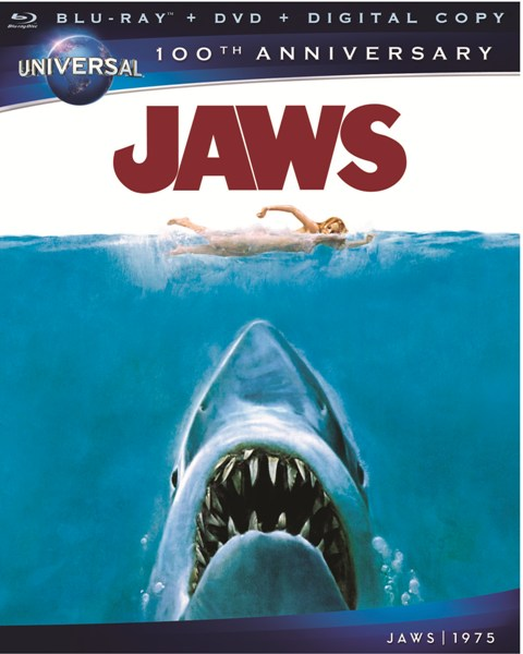 Jaws was released on Blu-ray on August 14, 2012