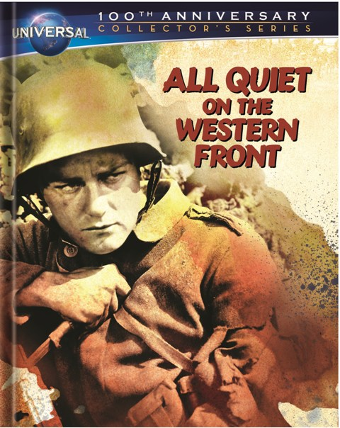 All Quiet on the Western Front was released on Blu-ray and DVD on February 14, 2012