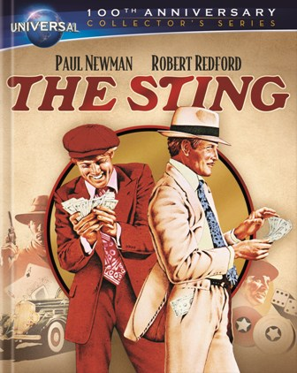 The Sting was released on Blu-ray on June 5, 2012