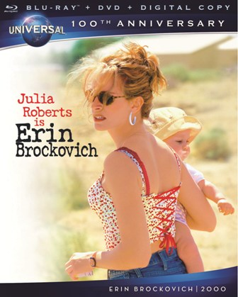 Erin Brockovich was released on Blu-ray on June 5, 2012
