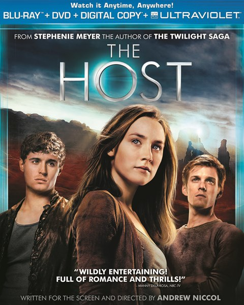 The Host was released on Blu-ray and DVD on July 9, 2013