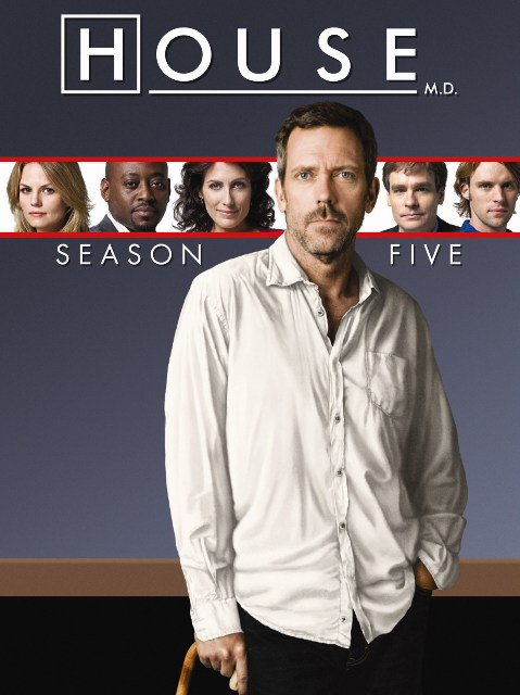 House: Season Five was released on DVD on August 25th, 2009.