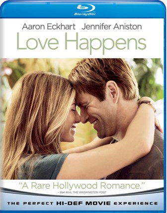 Love Happens was released on Blu-Ray and DVD on February 2nd, 2010.