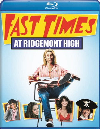 Fast Times at Ridgemont High will be released on Blu-ray on August 9th, 2011 was released on Blu-Ray and DVD on August 2nd, 2011