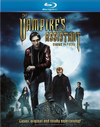 Cirque du Freak: The Vampire's Assistant was released on Blu-Ray and DVD on February 23rd, 2010.