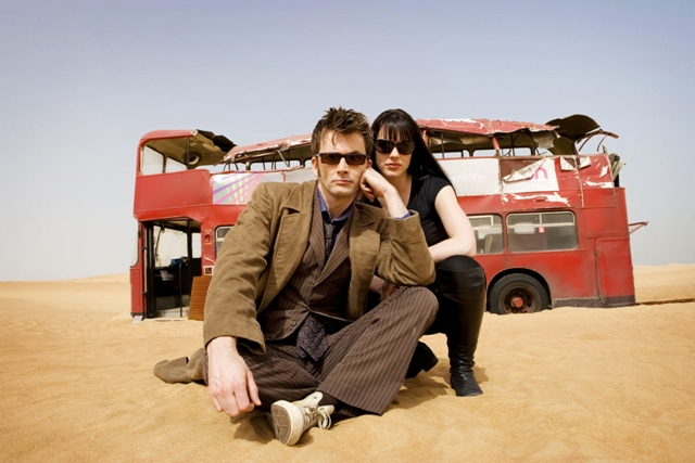 Doctor Who: The Complete Specials was released on Blu-ray and DVD on February 2nd, 2010.