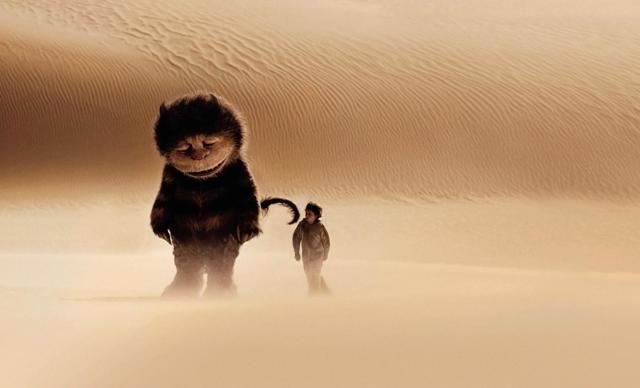 Where the Wild Things Are Blu-Ray Review - Magic of Spike ...