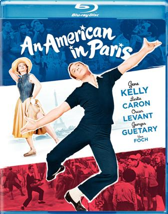 An American in Paris was released on Blu-Ray on March 31st, 2009.
