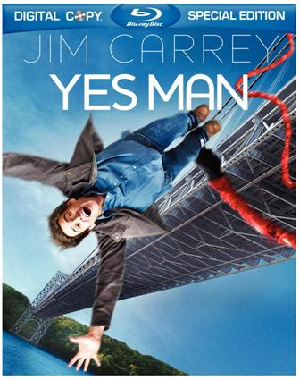 Yes Man was released on Blu-Ray on April 7th, 2009.