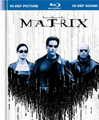 The Matrix was released on Blu-Ray on March 31st, 2009.