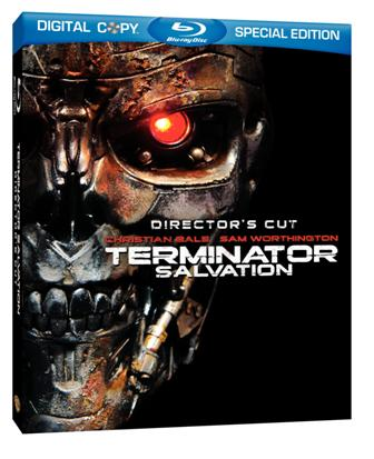 Terminator: Salvation was released on Blu-Ray and DVD on December 1st, 2009.