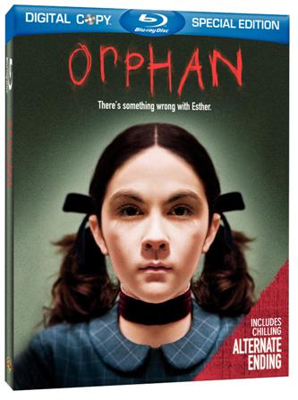 Orphan was released on DVD, Blu-Ray, On Demand and Digital Download on October 27th, 2009.