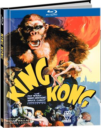 King Kong was released on Blu-ray and DVD on September 28th, 2010
