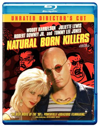 Natural Born Killers was released on Blu-Ray on October 13th, 2009.