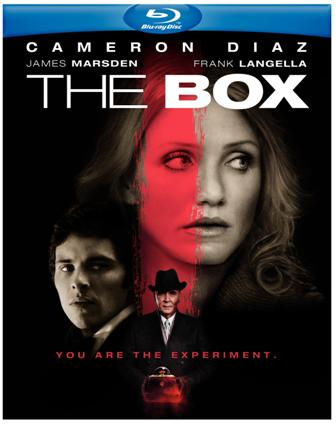 The Box was released on Blu-Ray and DVD on February 23rd, 2010.