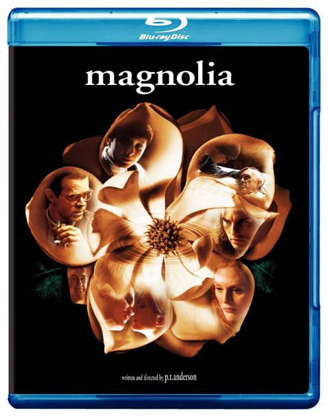 Magnolia was released on Blu-ray on January 19th, 2010.