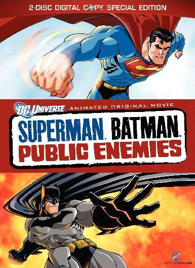 Superman/Batman: Public Enemies was released on DVD and Blu-Ray on September 29th, 2009.