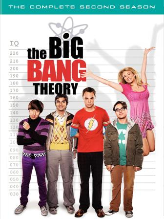 The Big Bang Theory: The Complete Second Season was released on DVD on September 15th, 2009.
